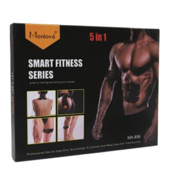 5-in-1 Smart Fitness
