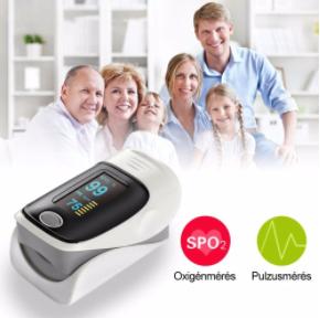 Vérnyomásmérő, Ajándék Pulzoximéter